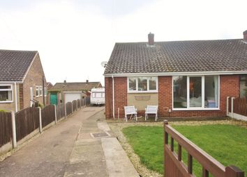 Thumbnail 2 bed bungalow for sale in Medway Place, Wombwell, Barnsley