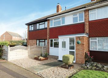 Thumbnail 3 bedroom terraced house for sale in Kingfisher Close, Shoeburyness, Southend-On-Sea