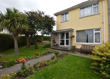 Thumbnail 3 bedroom semi-detached house for sale in Gestridge Road, Kingsteignton, Newton Abbot, Devon.