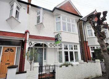 Thumbnail 4 bed semi-detached house for sale in Birdhurst Road, Colliers Wood, London