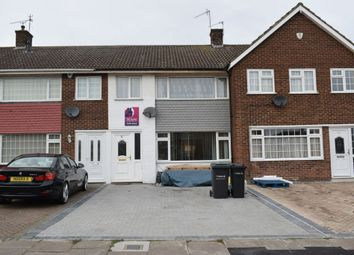 Thumbnail 3 bed terraced house for sale in Beaumont Drive, Gravesend