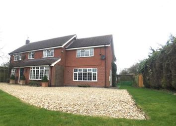 Thumbnail 4 bedroom detached house for sale in Sutton Lane, Granby, Nottingham