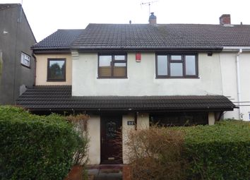 Thumbnail 5 bed semi-detached house for sale in Brewery Street, Dudley