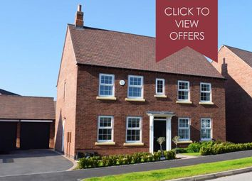 """Thumbnail 4 bedroom detached house for sale in """"Chelworth"""" at Walton Road, Drakelow, Burton-On-Trent"""