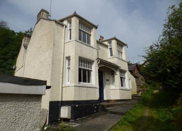 Thumbnail 3 bed detached house for sale in Cambria Road, Menai Bridge, Anglesey, North Wales