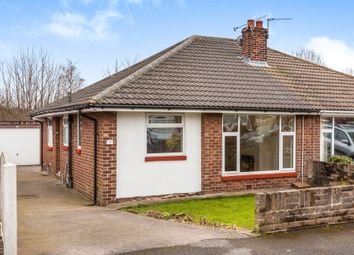 Thumbnail 2 bed semi-detached bungalow for sale in Bywell Close, Dewsbury