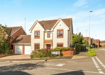 Thumbnail 4 bed detached house for sale in Quinton Close, Hatton Park, Warwick