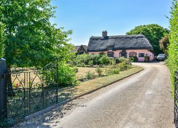 Thumbnail 5 bed cottage for sale in London Road, Marks Tey, Colchester, Essex