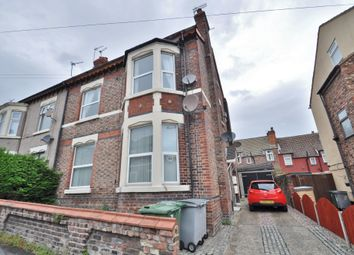 Thumbnail 4 bed flat for sale in Cumberland Road, Wallasey