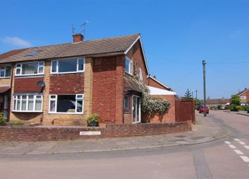 Thumbnail 4 bedroom semi-detached house for sale in Frilsham Way, Allesley Park, Coventry