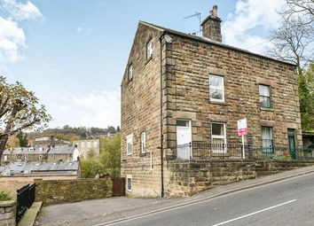 Thumbnail 3 bed semi-detached house for sale in Steep Turnpike, Matlock