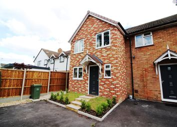 Thumbnail 2 bed semi-detached house to rent in Omers Rise, Burghfield Common, Reading