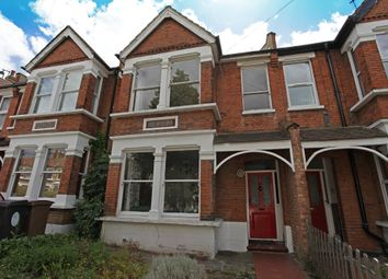 Thumbnail 4 bedroom terraced house to rent in Preston Road, London