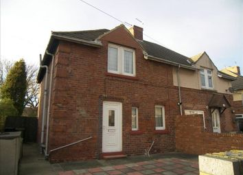 Thumbnail 3 bed semi-detached house to rent in Northumberland Avenue, Newbiggin-By-The-Sea