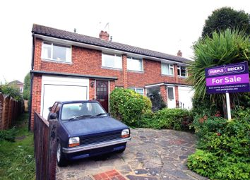 Thumbnail 3 bed semi-detached house for sale in Post House Lane, Bookham