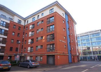 Thumbnail 1 bed flat for sale in Millsands, Sheffield