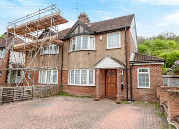 Thumbnail 4 bedroom semi-detached house to rent in Micklefield Road, High Wycombe