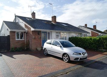 Thumbnail 4 bed semi-detached house for sale in Canterbury Road, Ash, Guildford, Surrey