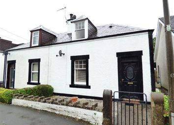 Thumbnail 2 bed semi-detached house for sale in Park Place, Lockerbie, Dumfries And Galloway
