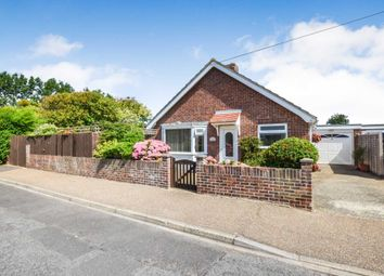 Thumbnail 2 bed detached bungalow for sale in Elm Close, Bracklesham Bay, West Sussex