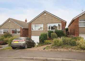 Thumbnail 2 bed bungalow for sale in Shelley Drive, Dronfield, Derbyshire