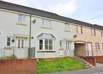 Thumbnail 3 bed terraced house to rent in Kensey Valley Meadow, Launceston