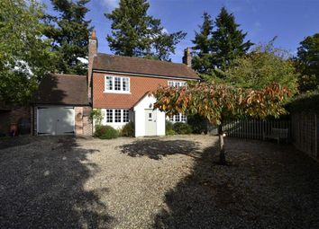 Thumbnail 3 bed cottage for sale in Yattendon Road, Hermitage, West Berkshire