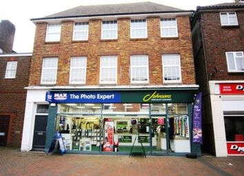 Retail premises to let in Church Walk, Burgess Hill RH15