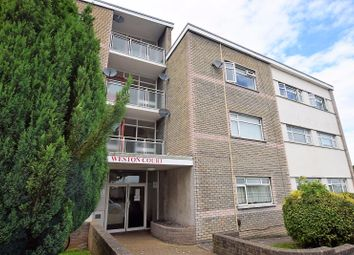 Thumbnail 1 bed flat to rent in Weston Court, Holton Road, Barry