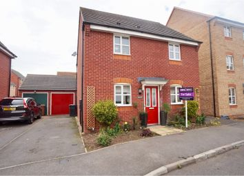 Thumbnail 3 bed detached house for sale in Nero Way, North Hykeham