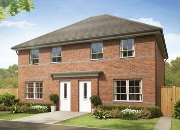 "Thumbnail 3 bed semi-detached house for sale in ""Maidstone"" at Pye Green Road, Hednesford, Cannock"