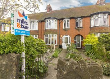 Thumbnail 3 bed terraced house for sale in Dymchurch Road, Hythe