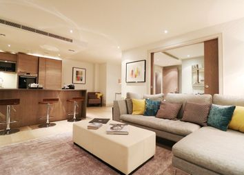 Thumbnail 3 bed flat to rent in Doulton House, Chelsea Creek, Park Street, Fulham, London