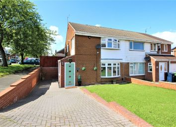 Thumbnail 3 bed semi-detached house for sale in Rotherham Road, Wear View, Sunderland