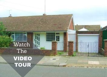 Thumbnail 2 bed semi-detached bungalow for sale in Stanton Road, Luton