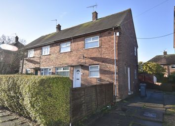 Thumbnail 3 bed terraced house to rent in Brookwood Drive, Stoke-On-Trent, Staffordshire