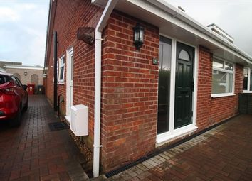 Thumbnail 2 bed bungalow for sale in Hawkshead Gardens, Barrow In Furness