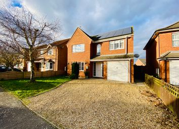 Thumbnail 4 bed detached house for sale in Shire Avenue, Spalding