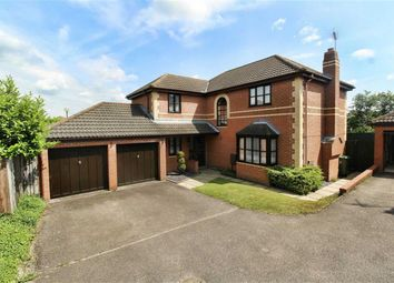 Thumbnail 4 bed detached house for sale in High Halden, Kents Hill, Milton Keynes