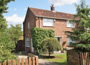 2 bed semi-detached house for sale in Hertford Close, Eastfield, Scarborough YO11
