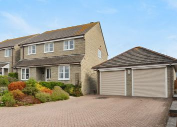 Thumbnail 4 bed detached house for sale in Weyview Crescent, Weymouth