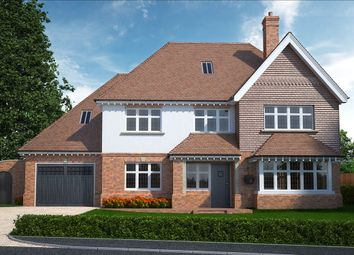 Thumbnail 5 bed detached house for sale in Heath Drive, Walton On The Hill