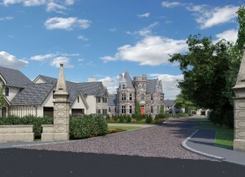 Thumbnail 4 bed detached house for sale in Avon Hall Gardens, Grangemouth, Falkirk