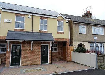 Thumbnail 3 bedroom end terrace house for sale in 55A Trinity Road, Gillingham, Kent