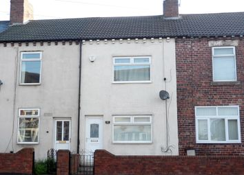 Thumbnail 2 bed terraced house to rent in Barnsley Road, South Kirkby