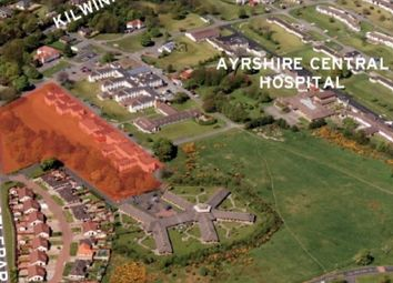 Thumbnail Land for sale in Kilwinning Road, Irvine
