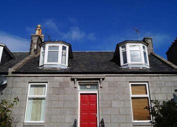 Thumbnail 2 bed flat to rent in Roslin Terrace, Aberdeen