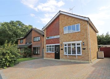 Thumbnail 3 bed detached house for sale in Goldfinch Lane, Thundersley, Essex