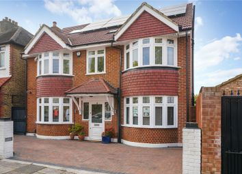 Thumbnail 4 bed detached house for sale in Erlesmere Gardens, Ealing