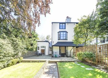 Thumbnail 4 bed semi-detached house to rent in North Hill, London